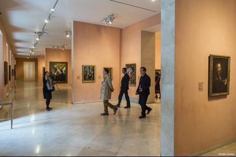 Museo Thyssen-Bornemisza, Madrid, by Rafael Moneo